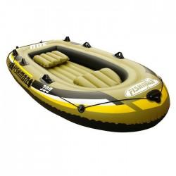Barca gonflabila 300 Jilong Fishman, Pompa inclusa, Vasle incluse